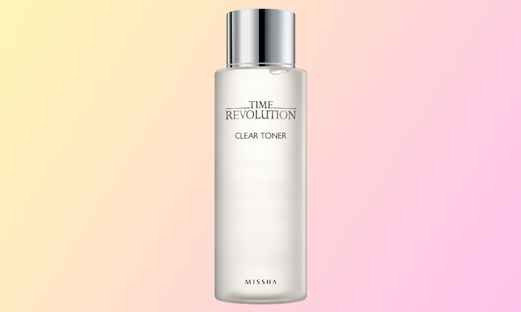 Review missha time revolution