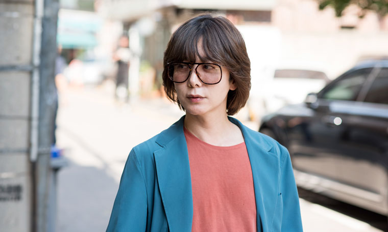 Korean celebrity make-up artist Park Tae-Yun in Seoul