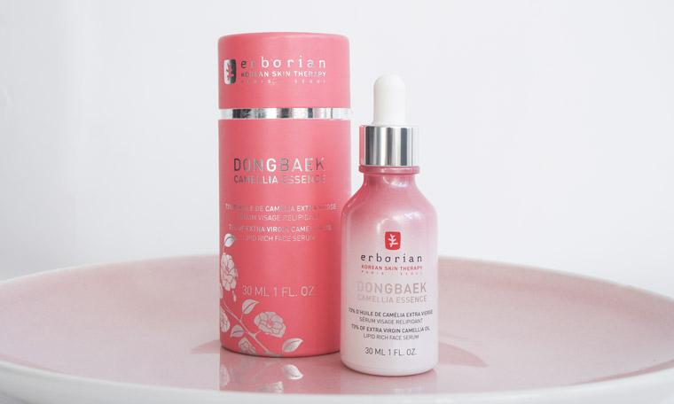 Camellia Oil - Erborian Camellia Essence Face Oil - The Klog