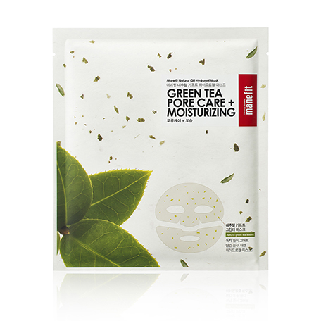 Manefit Green Tea Sheet Mask by Charlotte Cho