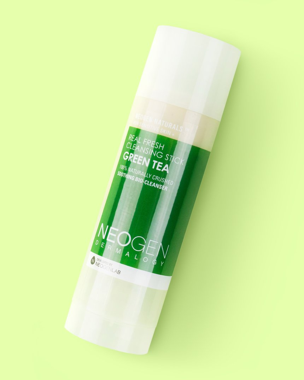 Green Tea Benefits Neogen Real Fresh Green Tea Cleansing Stick