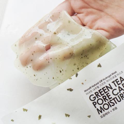 manefit-natural-gift-green-tea-hydrogel-mask-03