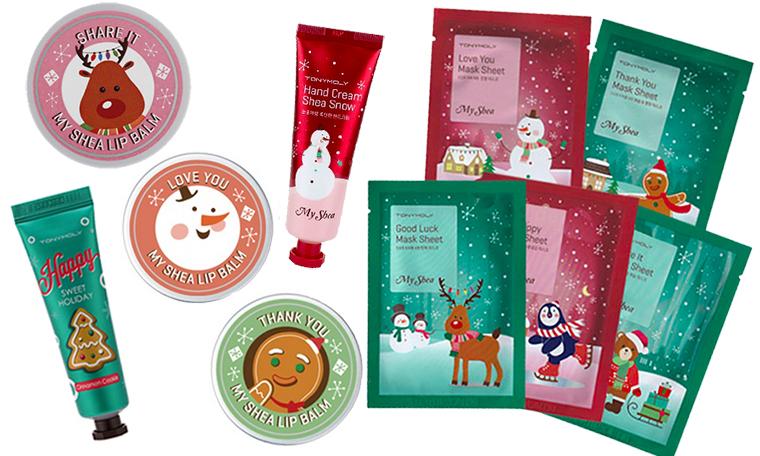TonyMoly Holiday Gift Set