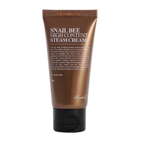 Bee Venom Skin Care: Benton's Snail Bee High Content Steam Cream