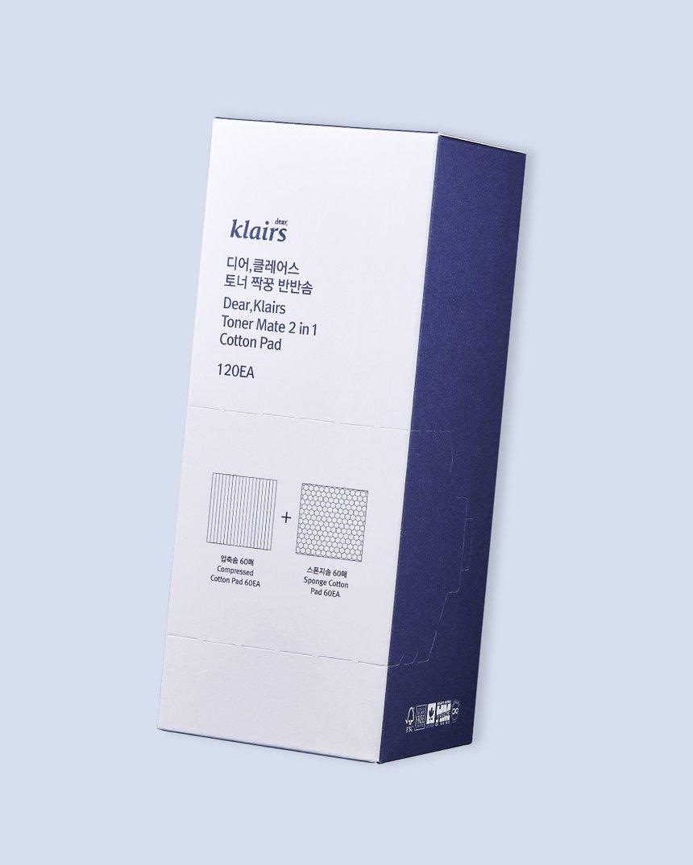 Klairs-Toner-mate-2-in-1-Cotton-Pad_860x