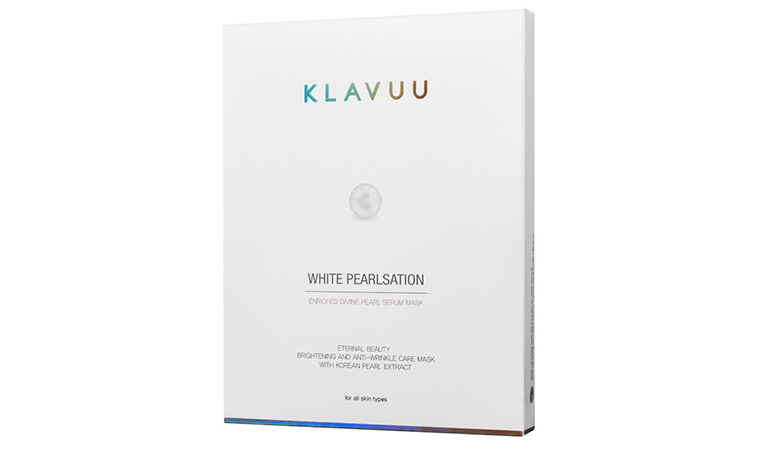 Klavuu: the best sheet mask for fighting wrinkles