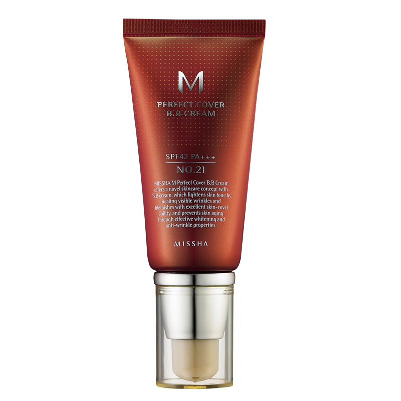 Missha Perfect Cover BB Cream Why You Should Use Algae In Your Skin Care Routine
