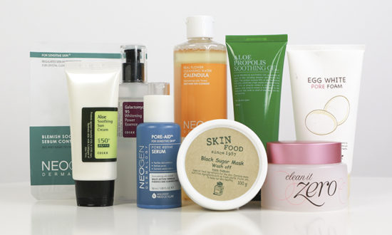 Alistair Skincare Transformation: Soko Glam - A Skincare Routine for Large Pores