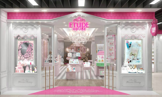 Etude House store