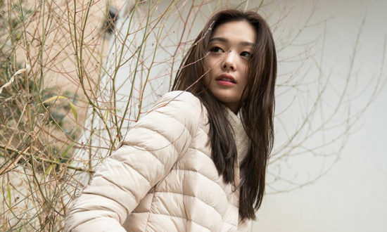Korean beauty - The no-makeup makeup. Photo credits: Park Jongju 박종주