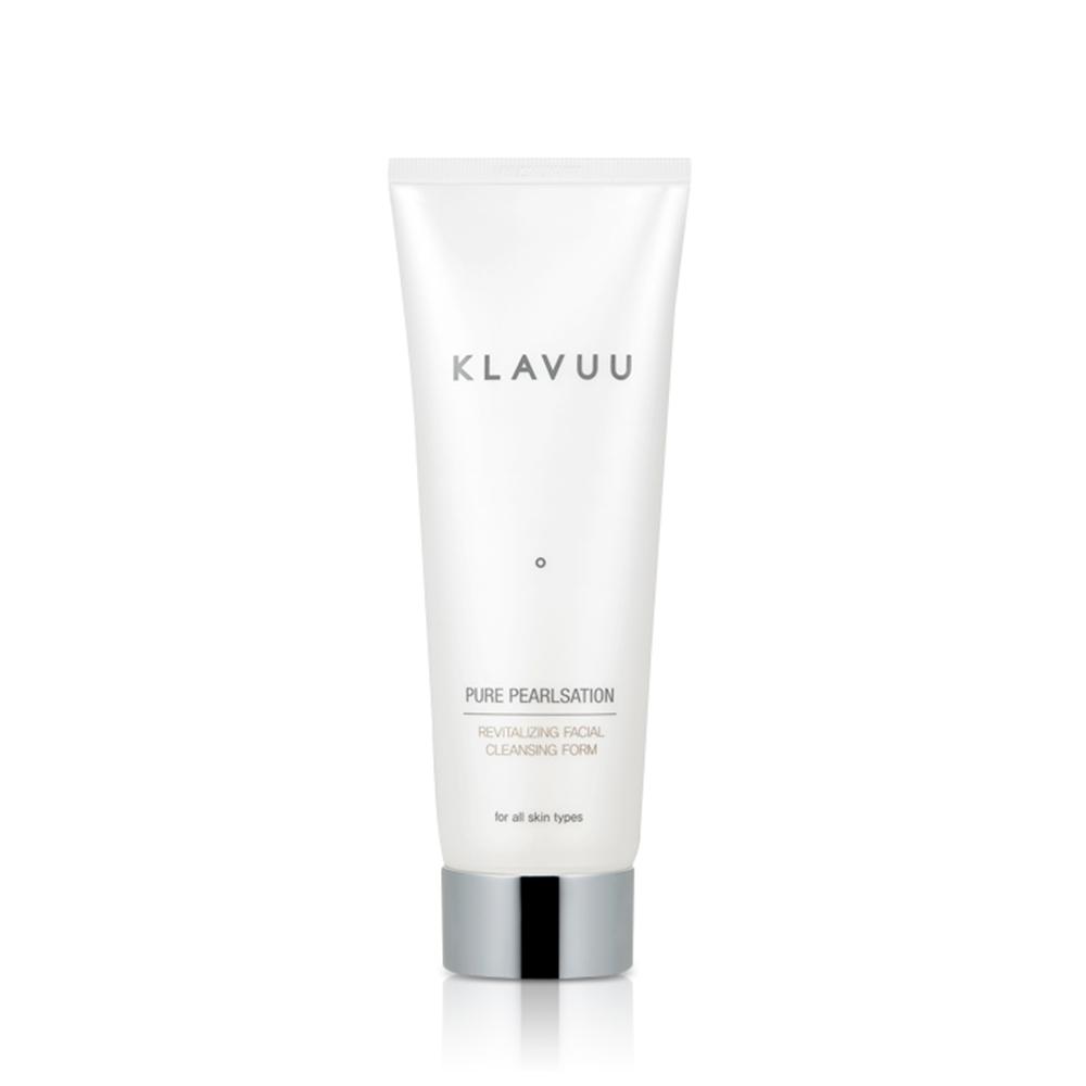 Klavuu Pure Pearlisation Revitalizing Facial Cleansing Foam