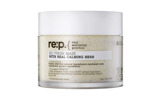 5 Skin Care Products to Detoxify Your Skin: RE:P Bio Fresh Mask With Real Calming Herbs