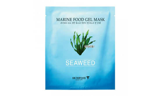 5 skin care products to detoxify your skin: Skinfood Marine Food Gel Mask in Seaweed