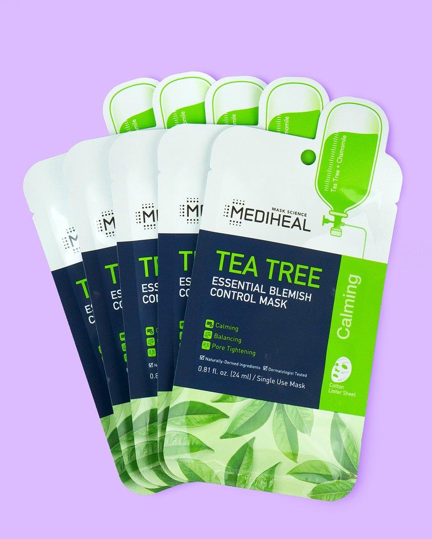 Mediheal Tea Tree Blemish Control Mask