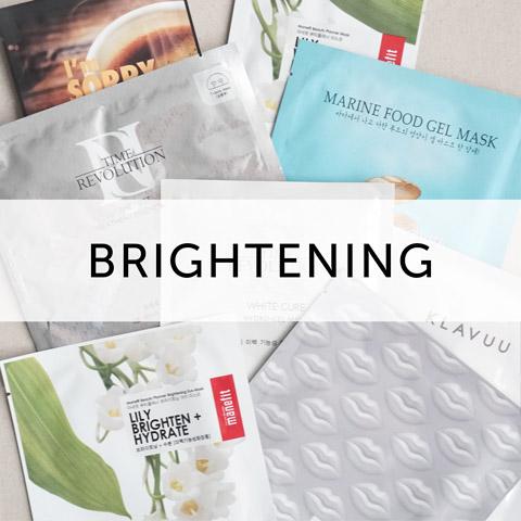 brightening set