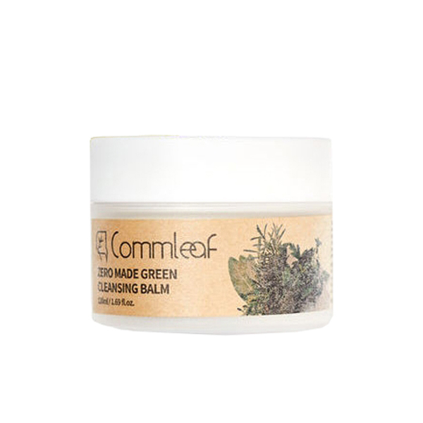 Commleaf Zero Made Green Tea Cleansing Balm
