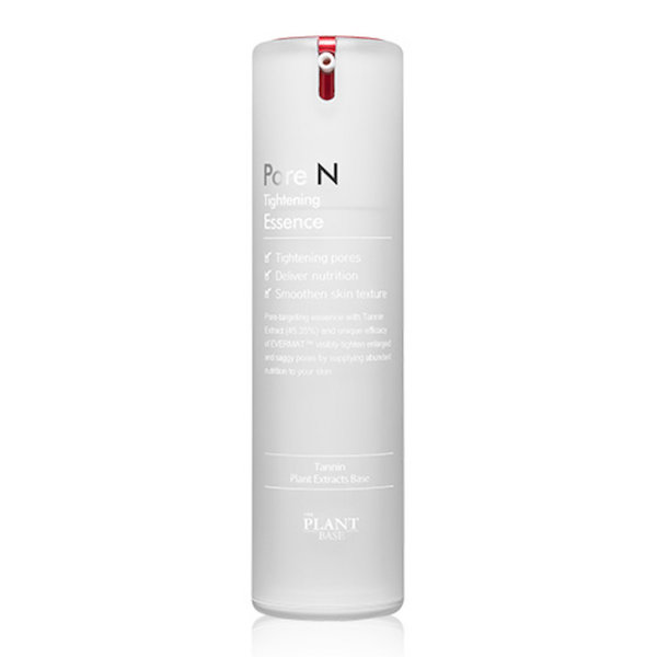 The Plant Base pore n tightening essence