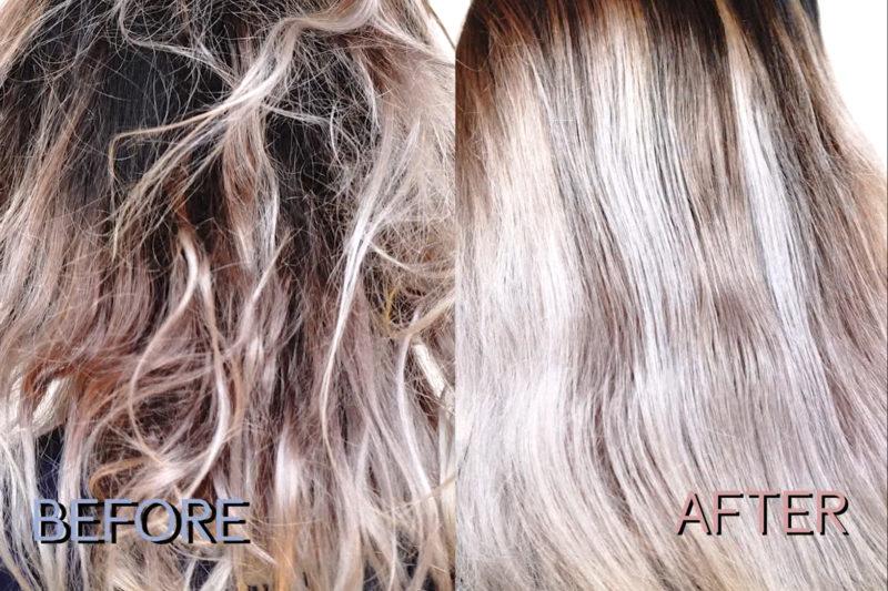 british m hair oil