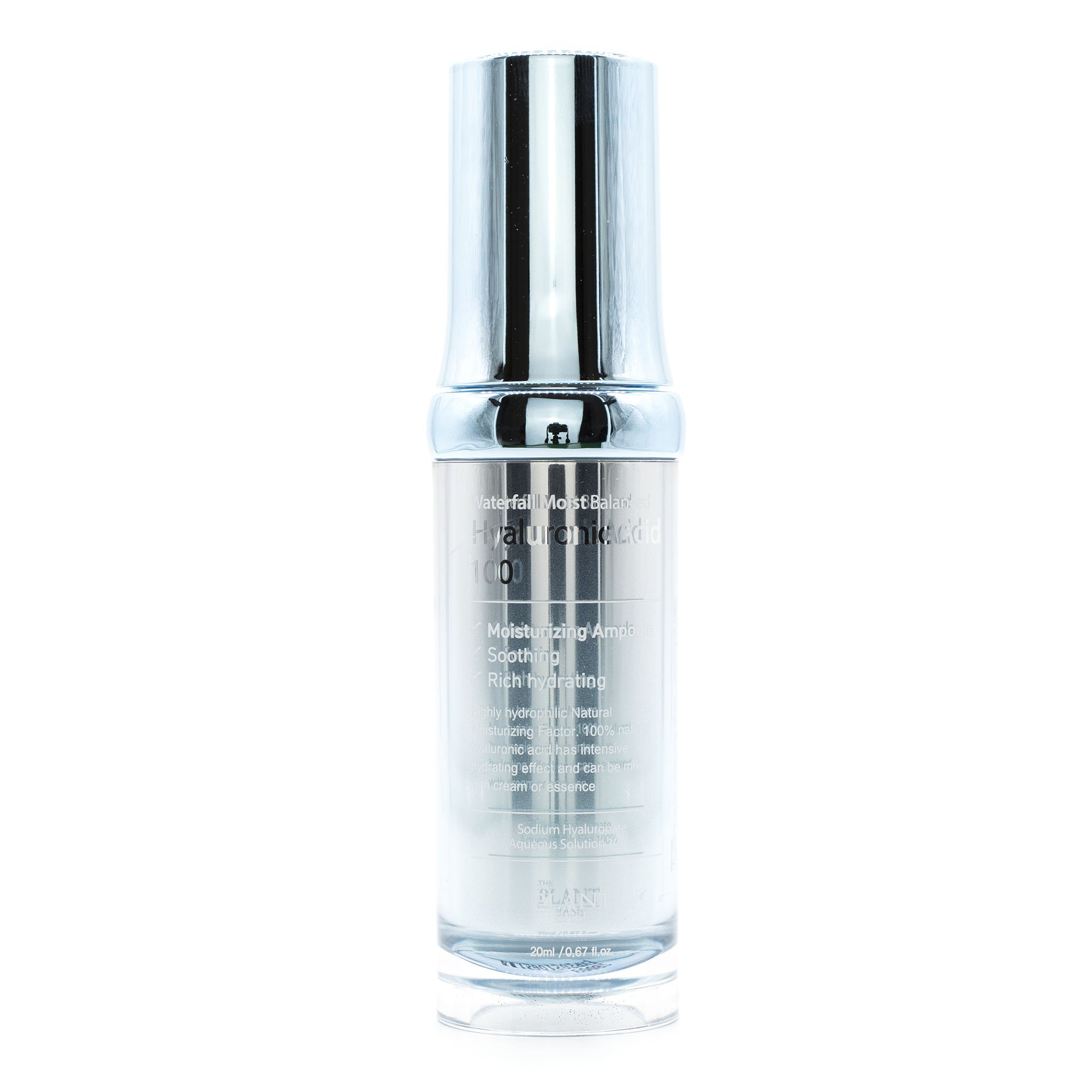 The Plant Base Waterfall Hyaluronic Acid Ampoule