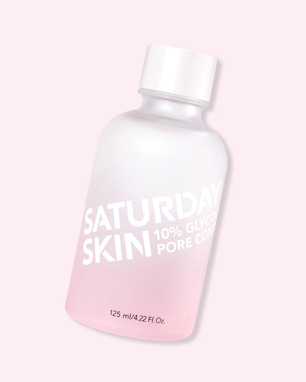 Saturday Skin Pore Clarifying Toner 10% Glycolic Acid