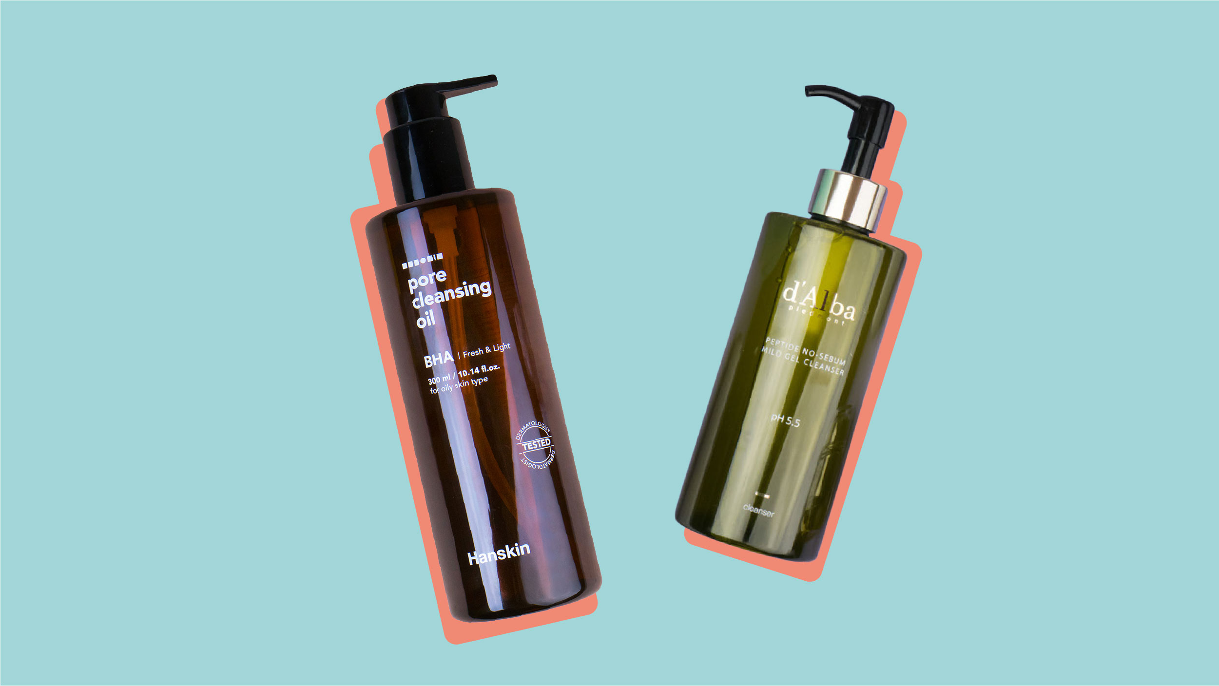 Double Cleansing Duo for Oily Skin