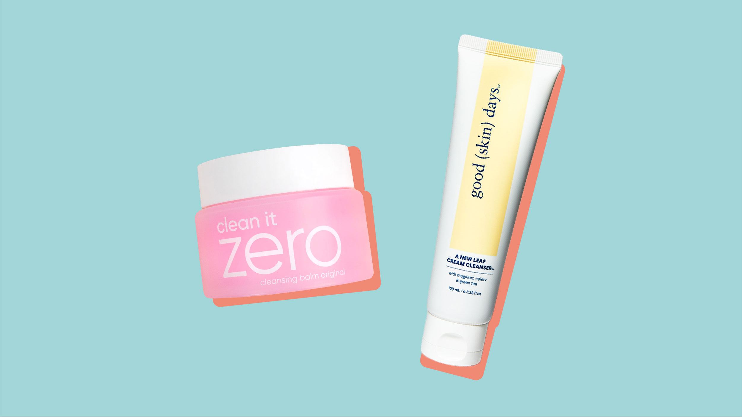 Double Cleansing Duo for Combination Skin