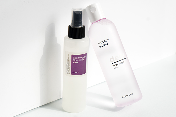 cosrx-galactomyces-alcohol-free-toner-banila-co-dear-hydration-toner