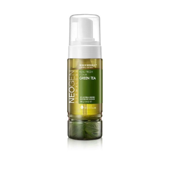 Neogen-Green-Tea-Real-Fresh-Foam-Cleanser