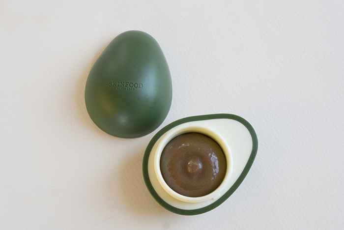 skinfood avocado scrub