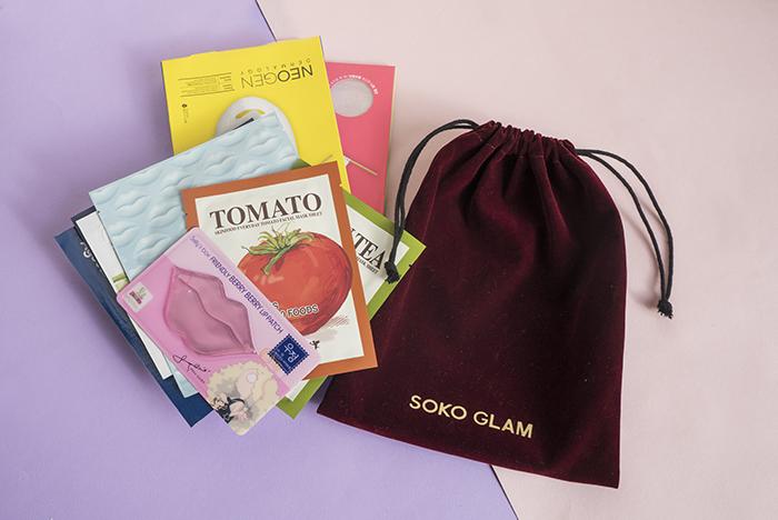 soko glam holiday gift set