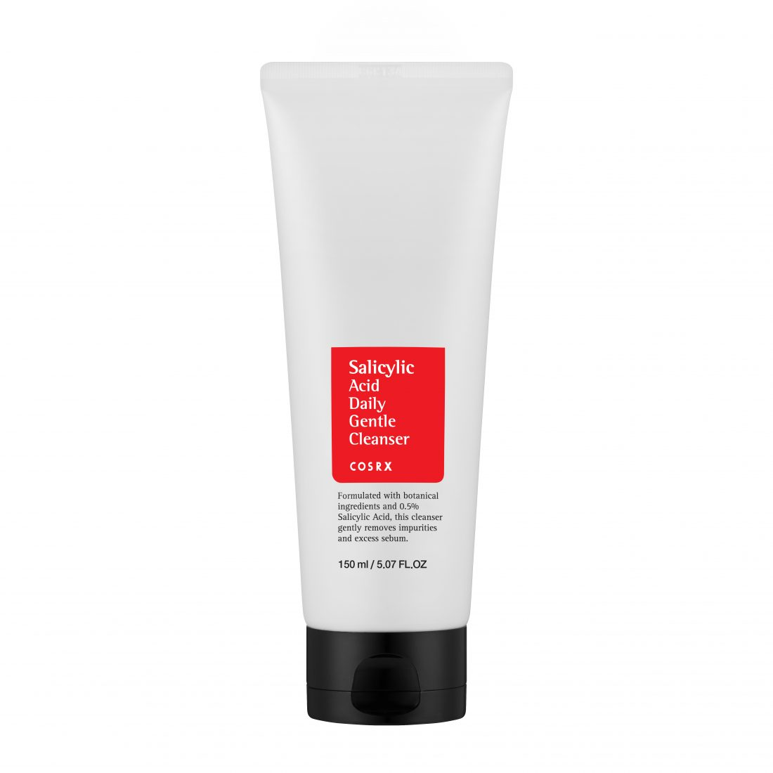 cosrx salicylic acid gentle daily cleanser STS