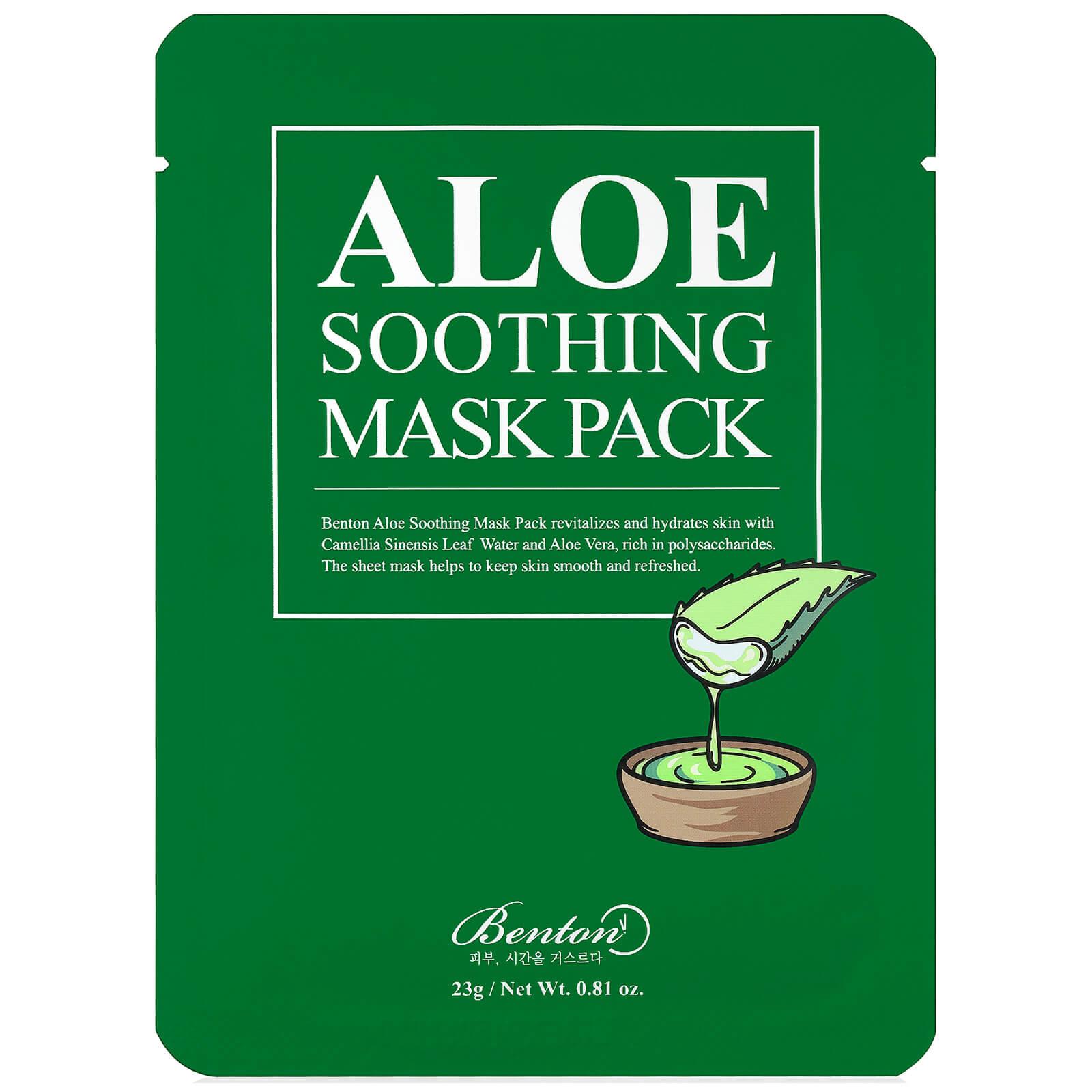benton aloe mask