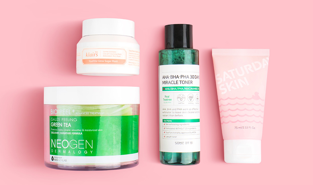 A Complete Guide To Exfoliating