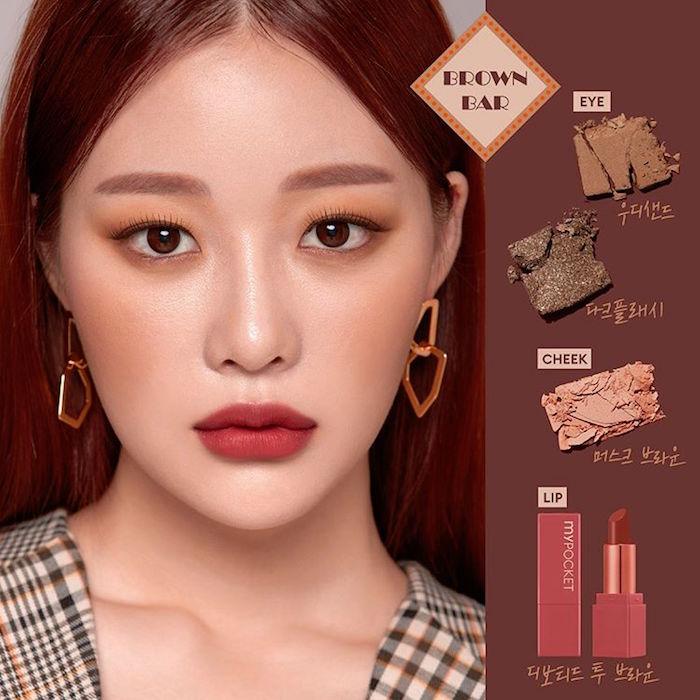 Missha fall makeup line