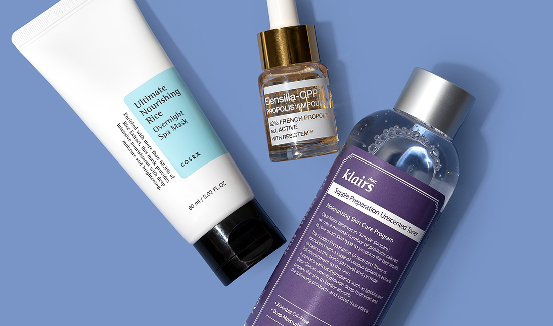 Winter K Beauty Skin Care Products For Oily And Acne Prone Skin