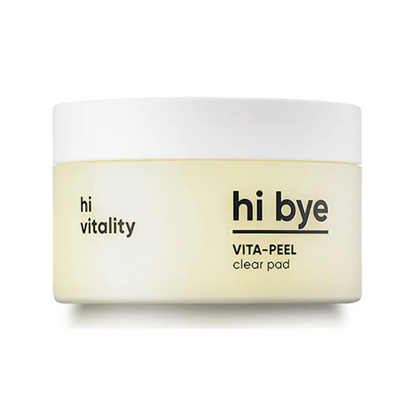 banila co hi bye vita peel clear pad