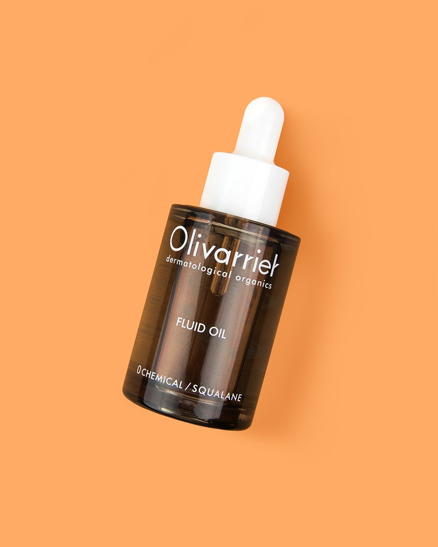 Olivarrier Fluid Oil 100% Squalane