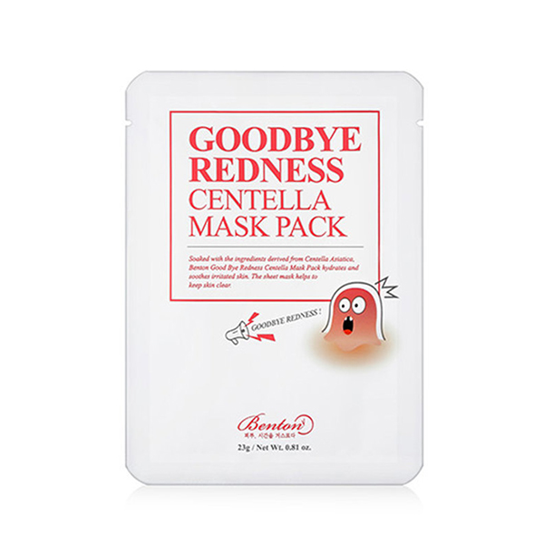 Benton Goodbye Redness Mask