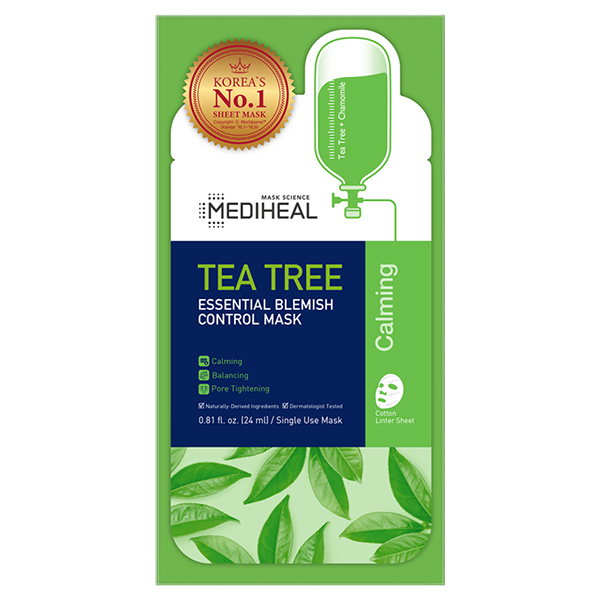 Mediheal Tea Tree Sheet Mask