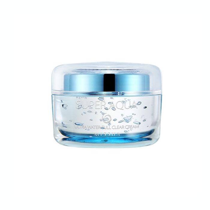 Missha Super Aqua Water-Full Clear Cream