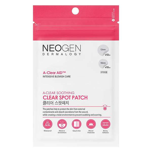 Neogen Clear Spot Patch