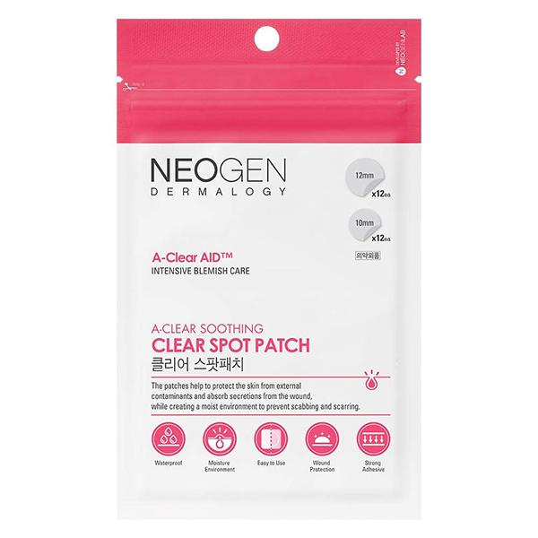 Neogen Clear Spot Patch