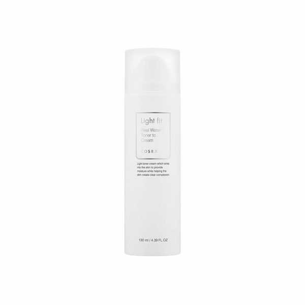 COSRX Light Fit Toner to Cream