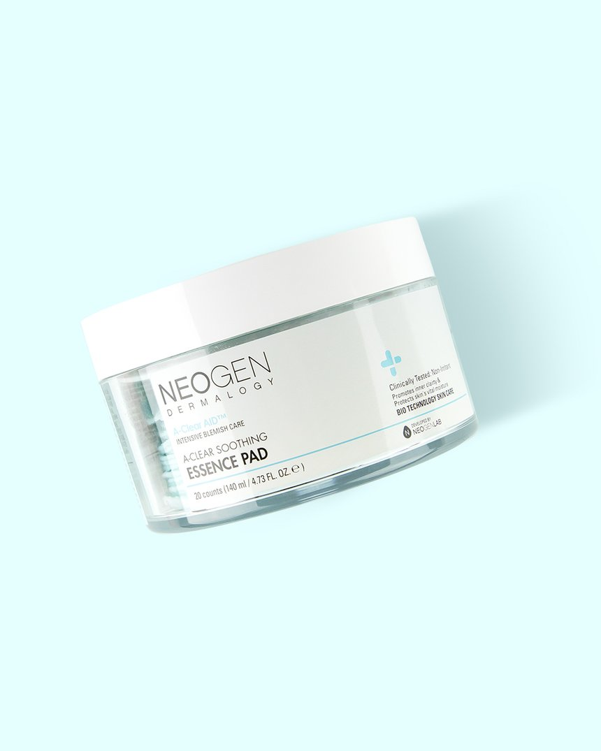 Neogen-A-Clear-Soothing-Essence-Pad-klog