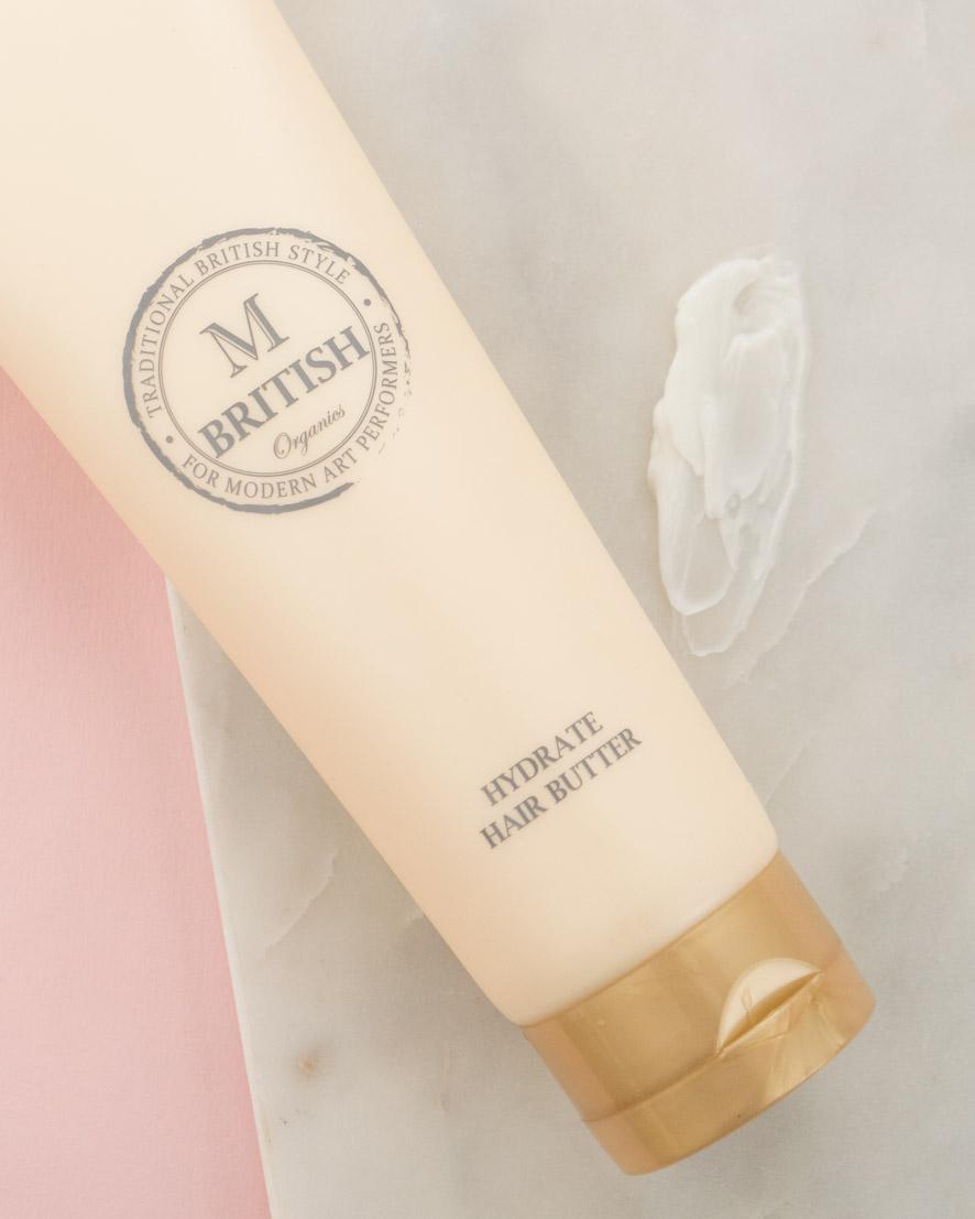 Organics Hydrate Hair Butter