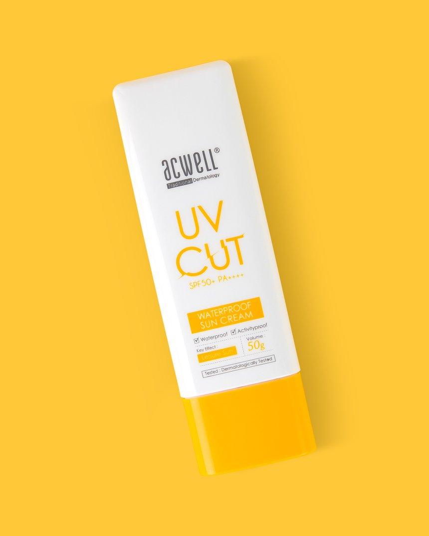 Acwell UV Cut SPF 50+PA++++ Waterproof Sun Cream