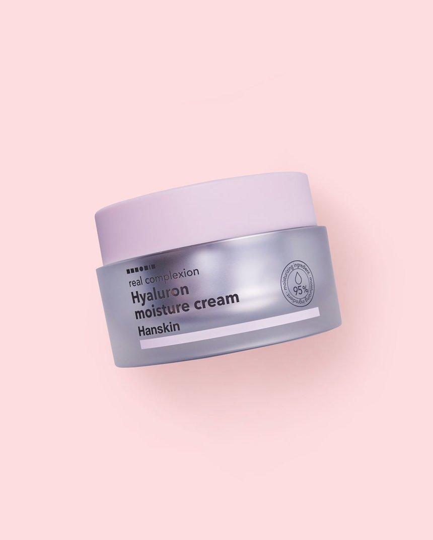 Hanskin Hyaluron Moisture Cream