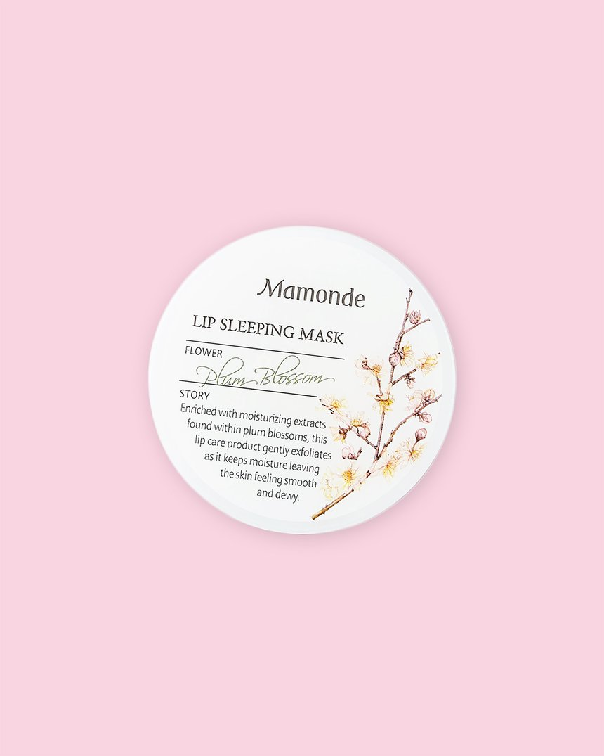 Mamonde Lip Sleeping Mask in Plum Blossom