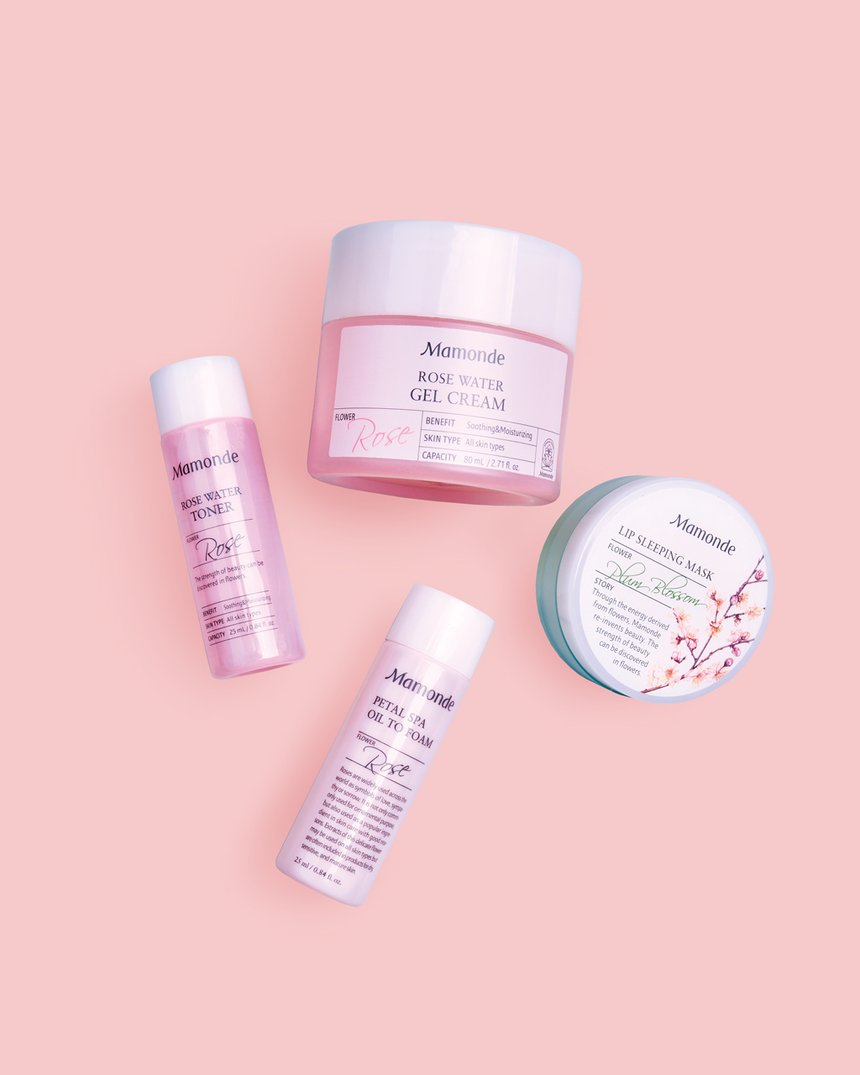 Mamonde Rose Garden Exclusive Set