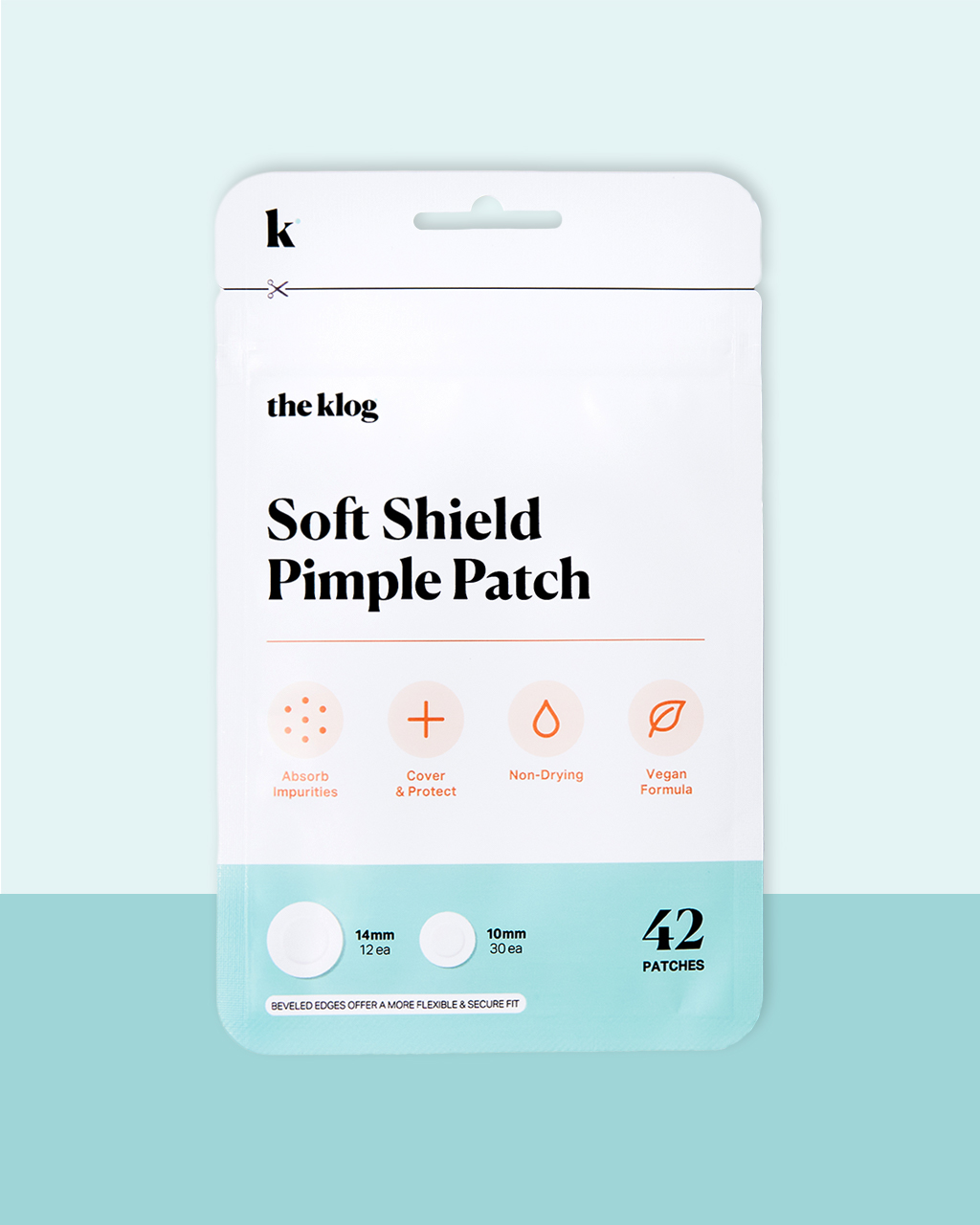 The Klog Soft Shield Pimple Patch